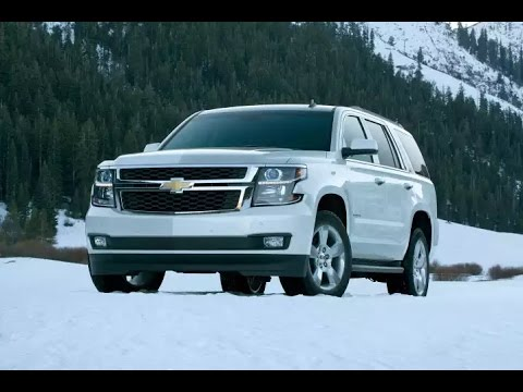 Chevrolet Tahoe 2017 Car Review