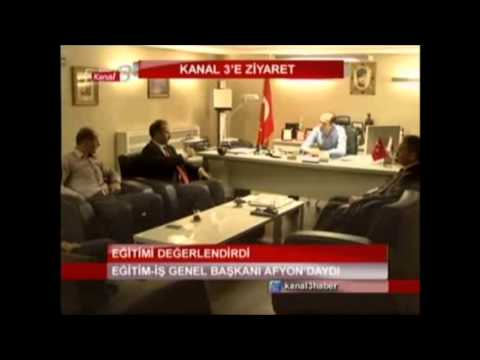 VELİ DEMİR AFYON'DA ÖRGÜTLENME ÇALIŞMASINDA TEMASLARDA BULUNDU