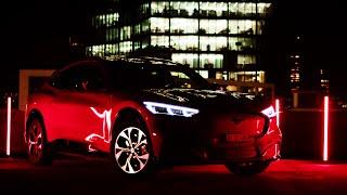 Ford Mustang Mach-E x Baschi - Trailer