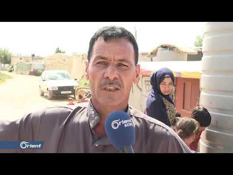 انتشار للأوبئة جراء تلوث نهر متلاصق لمخيم للاجئين السوريين بلبنان  - 19:53-2019 / 10 / 12