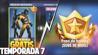 HOW TO HAVE THE *BATTLE PASS 7* TOTALLY *FREE*!!! | FREE FORTNITE PAVOS!! (WORKING)!!