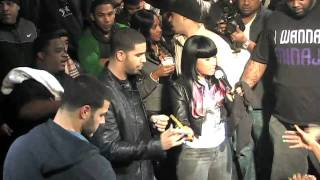 NICKI MINAJ & DRAKE LIVE AT IBIZA (ETHIOSTAR ENTERTAINMENT)