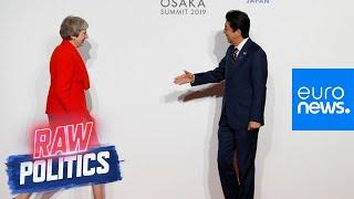 Raw Politics in full: G20 latest, Merkel's health, and Iran tensions