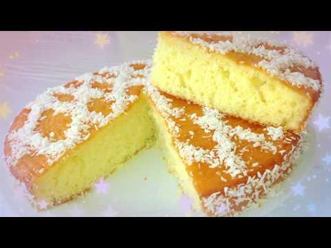 gâteau-yaourt-noix-de-coco-ultras-moelleux,délicieux,-et-léger-avec-des-ingrédients-très-simples