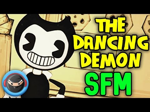 "(SFM) BENDY AND THE INK MACHINE SONG ""The Dancing Demon"""