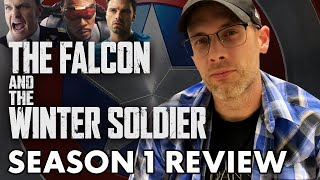 The Falcon and the Winter Soldier - Season 1 Review (Spoilers)