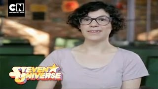 Rebecca Sugar -- Creator Interview | Steven Universe | Cartoon Network