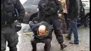 Russia Moscow - Swat MVD - Russian Anti Criminal