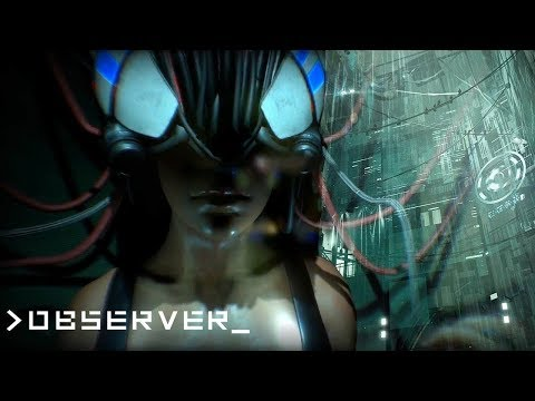 ▻ OBSERVER _ Gameplay Overview (PS4)