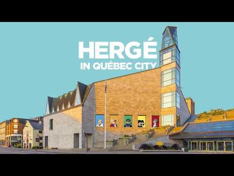 Discover famous european cartoonist Hergé!