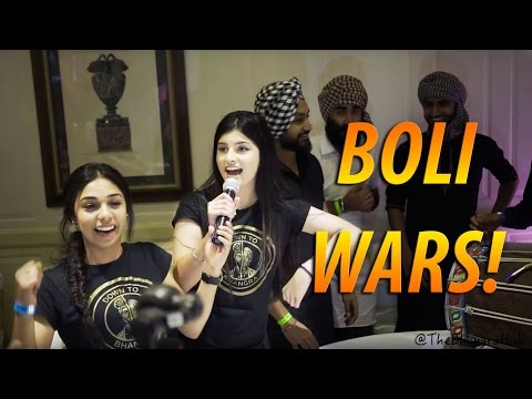 Boli Wars @ Harbour City Bhangra 2016 (Team Mixer)