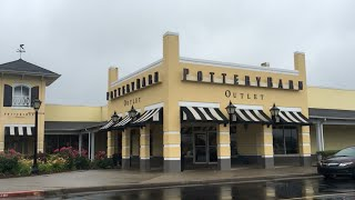 POTTERY BARN OUTLET, PEOPLE!!
