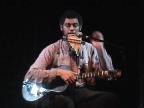Remembering Mike Seeger  - Dom Flemons @ Jammin Java -12/7/09