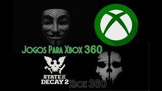 Como Baixar Jogos Para Xbox360 (Travado) e (Destravado).