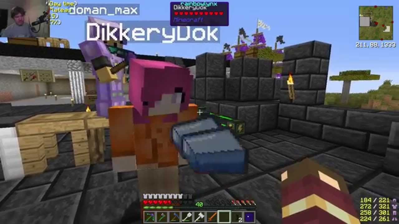 Minecraft скачать индустриальный сервер