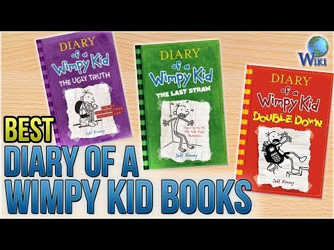 10-best-diary-of-a-wimpy-kid-books-2018