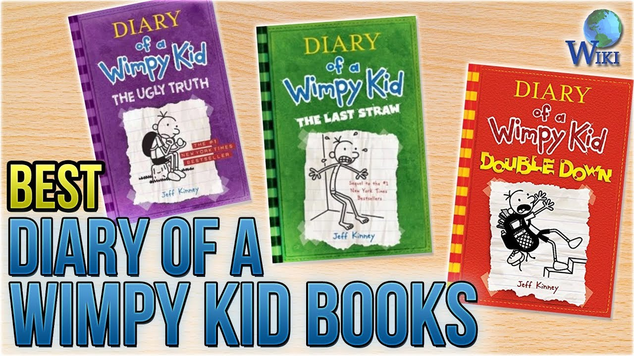 Best Books Like Diary Of A Wimpy Kid