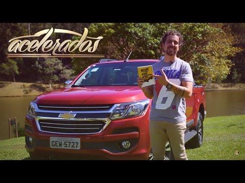CHEVROLET S10 FLEX COM CÂMBIO AUTOMÁTICO DÁ CERTO?  - ACELEROLÊ #19 | ACELERADOS