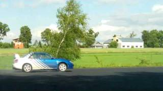 Subaru Impreza Drift Zamość 23.05.2009