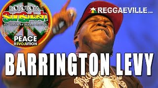 Barrington Levy - Living Dangerously @ Rototom Sunsplash 2015