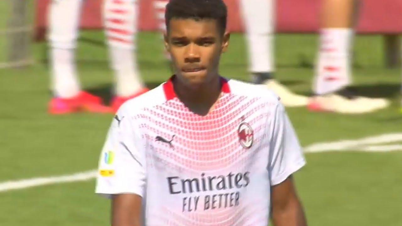 Emil Roback First Season for AC Milan 2020/2021