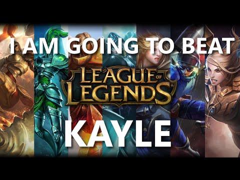 Trinimmortal beats League: Kayle