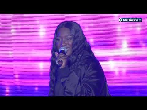 AYA NAKAMURA Pookie (Lile) - Grand Live Contact FM à Douai