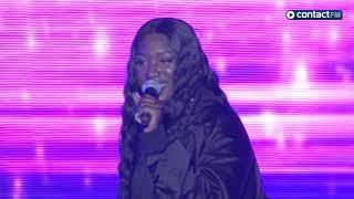 """Gambar cover AYA NAKAMURA """"Pookie"""" (Live) - Grand Live Contact FM à Douai"""