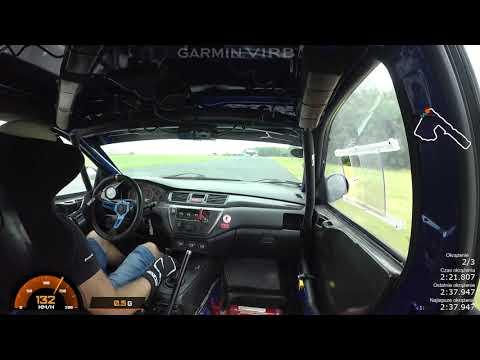 Mariusz Zieliński – 3 Runda Inter Cars Tuning RACE DAY – Motopark Ułęż 3.07.2021 Mitsubishi Lancer
