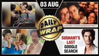 Akshay Announces New Film, Taimur, Priyanka Celebrate Rakhi, Kangana's Appeal To Modi   Top 10 News
