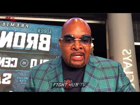 "LEONARD ELLERBE FIRES BACK AT BRONER ""MAYWEATHER PROMOTIONS PROMOTING THIS, NOT ABOUT BILLIONS!"""