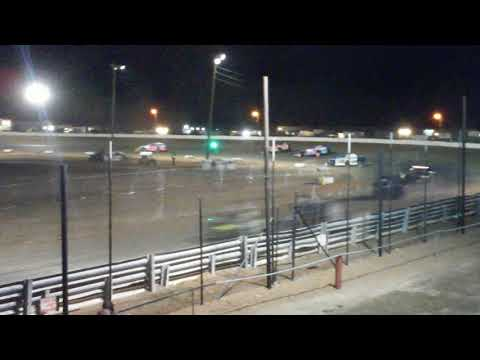 North Florida Speedway Winter Nationals 2-3-18 R. Fowler Feature Race