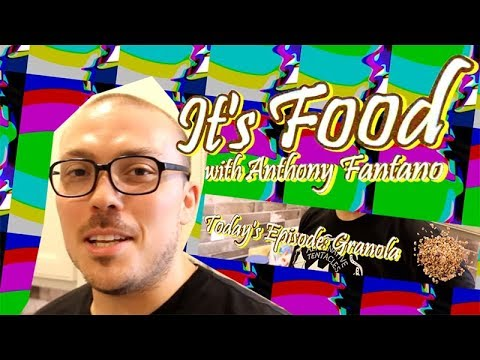 It's Food with Anthony Fantano: Granola