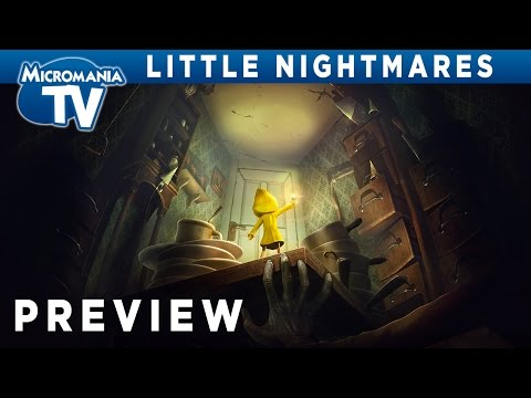 [PREVIEW] Little Nightmares, quelques minutes cauchemardesques !