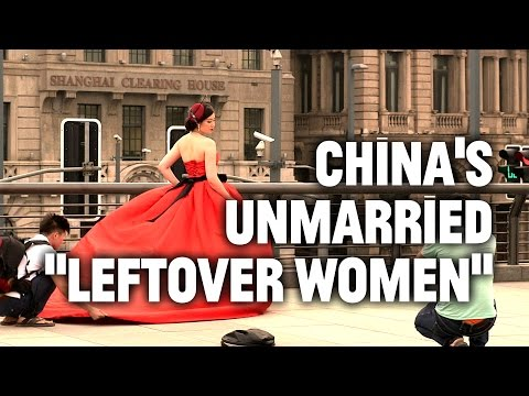 China's Unmarried