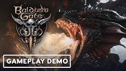 Baldur's Gate 3 - Gameplay Demo