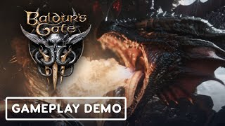 Baldur's Gate 3 - Gameplay Demo