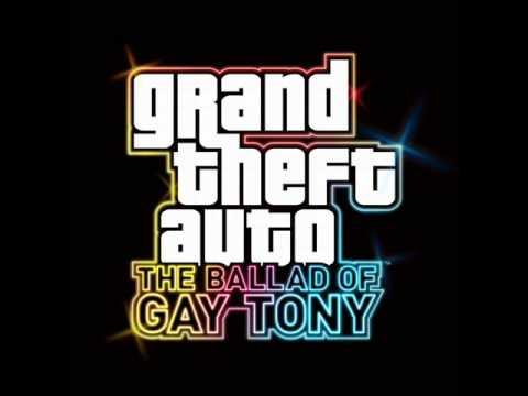 GTA IV The Ballad Of Gay Tony [Pjanoo]