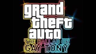 GTA IV The Ballad Of Gay Tony [Pjanoo]
