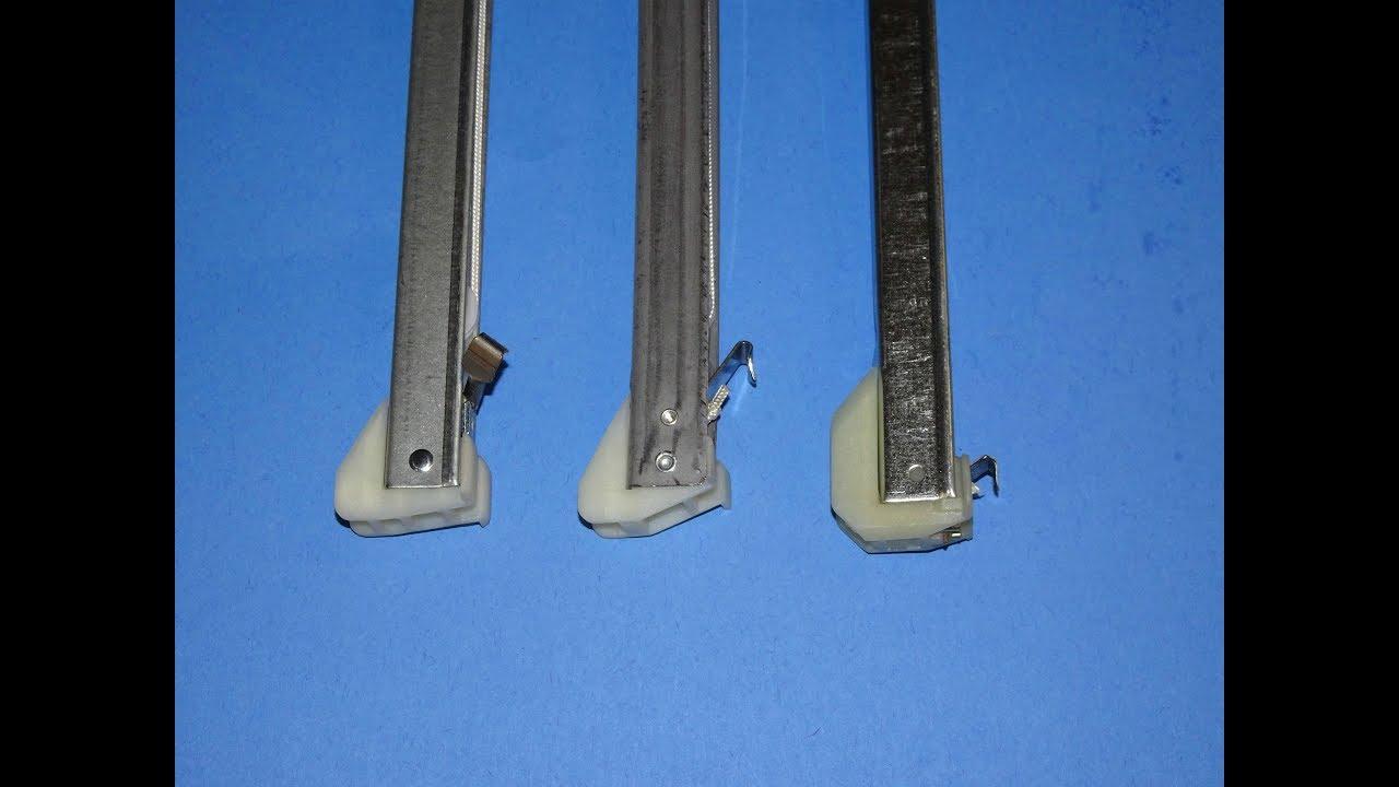 CMC 18 Non-Tilt Channel Balance Stamped 17-2