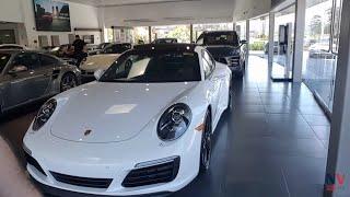 Porsche 911 Carrera 4s - Quanto Custa nos Estados Unidos