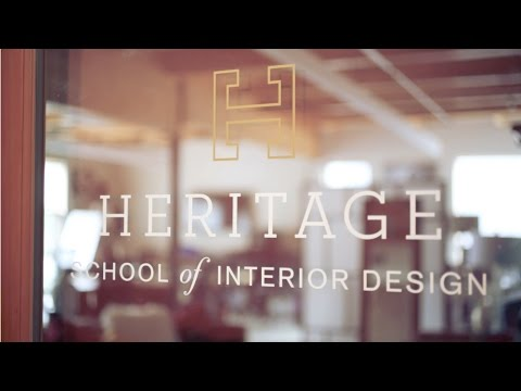 About Heritage School of Interior Design YouTube