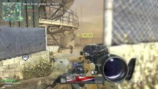 IBounZz: Mw3 Sniper Montage #4