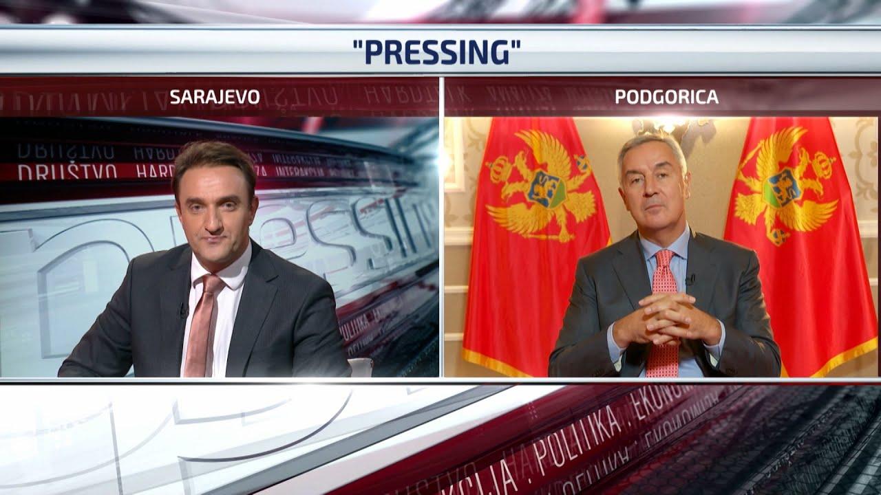 N1 Pressing: Milo Đukanović (30.9.2020.)