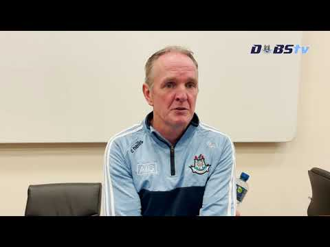 Mattie Kenny speaks to DubsTV after victory over Galway