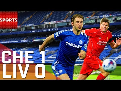 Chelsea 1-0 Liverpool [IVANOVIC EXTRA TIME GOAL]
