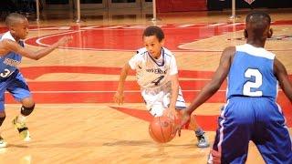 Repeat youtube video Carnegie Johnson at 2015 10U AAU Boys Basketball Nationals