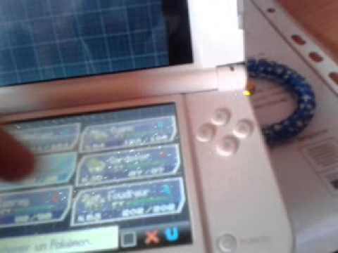 (Live) Ratentif shiney/shiny Patrat sur Pokemon Blanc 2 ...