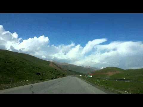 kyrgyzstan tiimelapse