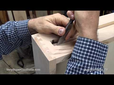 824. Routing Drawer Runner Slots  • Table Saw Work Station Series